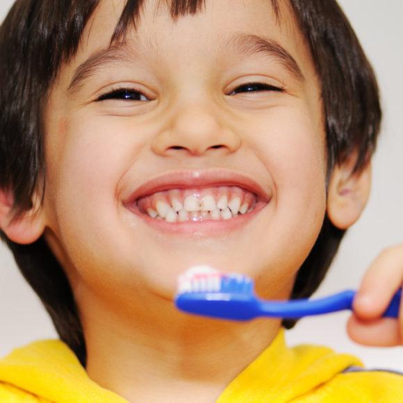 L'importanza dell'igiene orale nei bambini